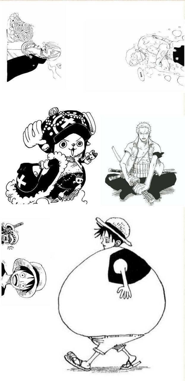 One Piece Aesthetic wallpapers by Yungdgrdik