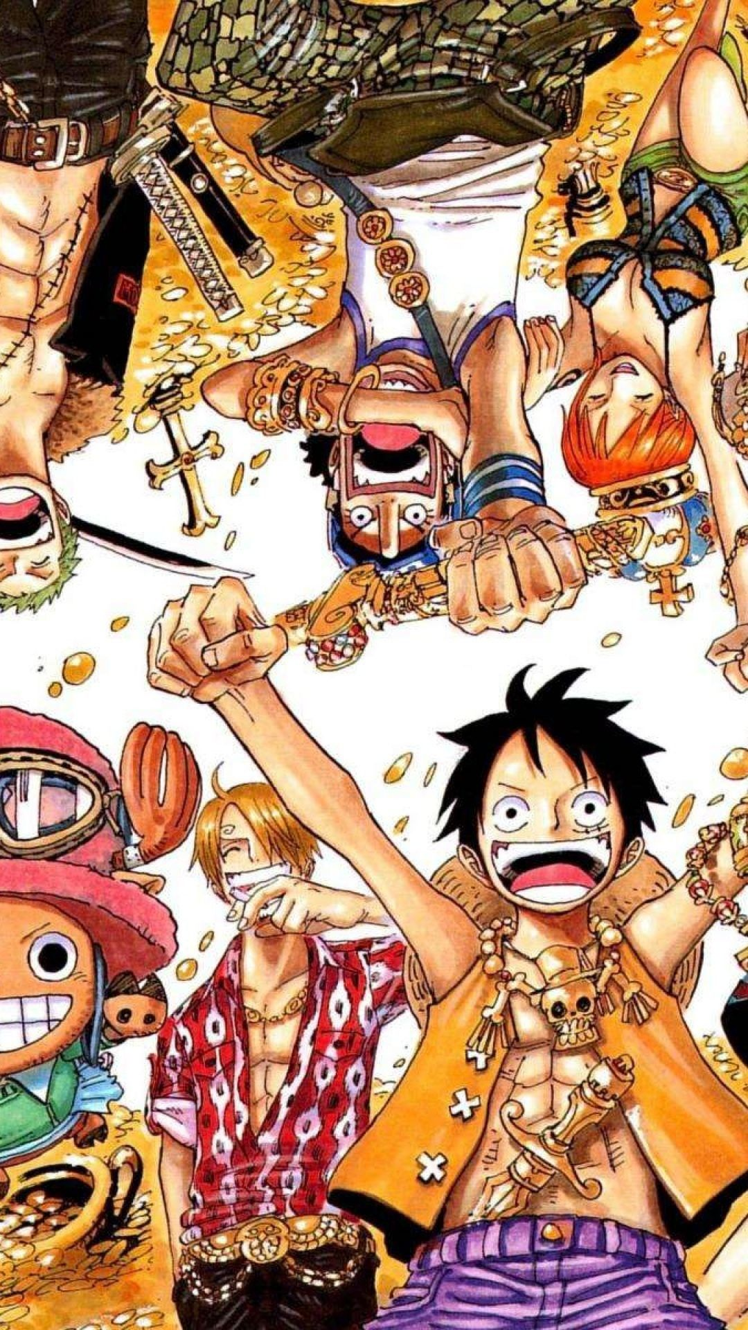 Wallpapers One Piece Data