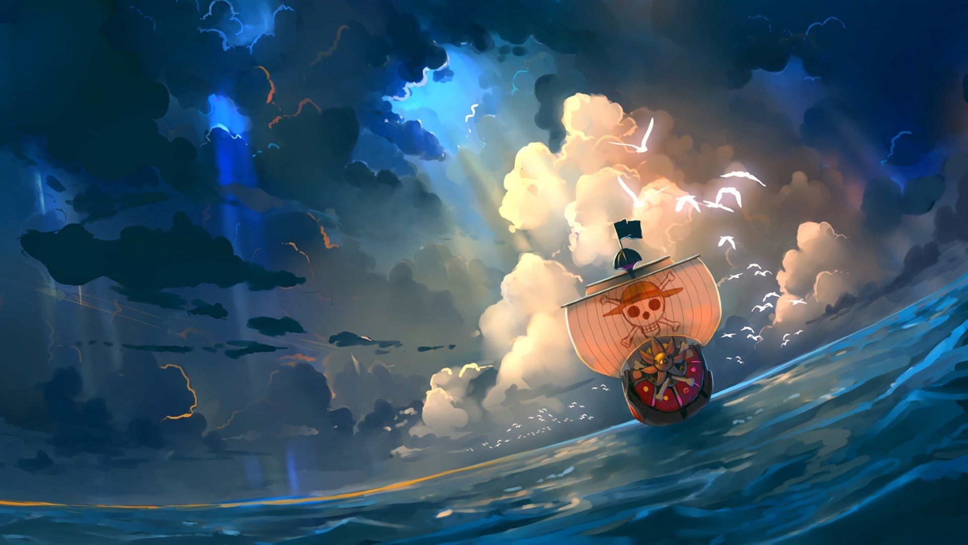 One Piece Cool Wallpapers posted by Michelle Mercado
