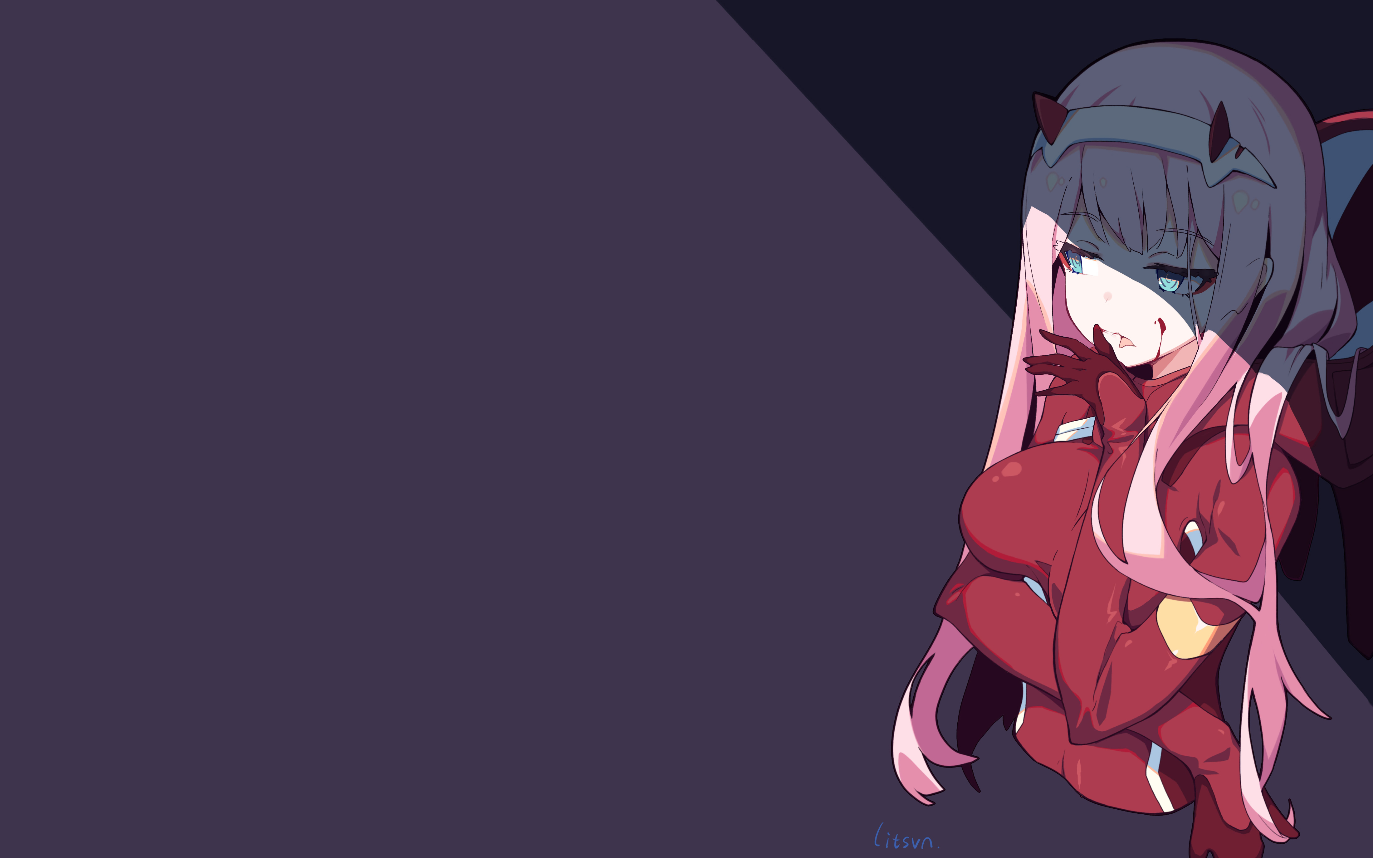 Darling In The Franxx Hiro Wallpapers posted by Sarah Cunningham