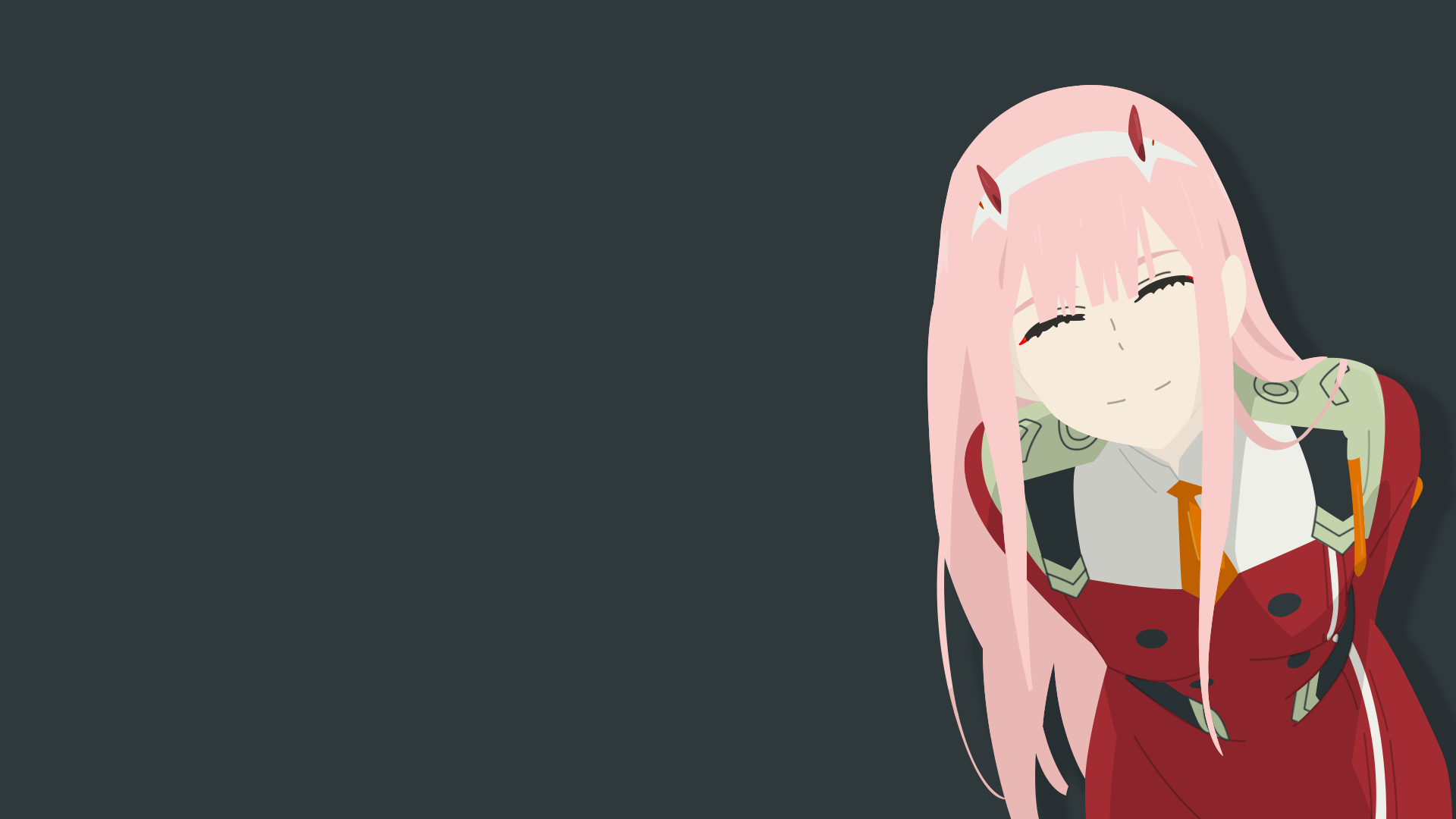 Darling Anime Zero Two Wallpapers