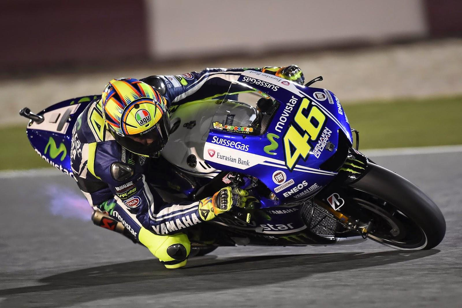 Valentino Rossi Wallpapers