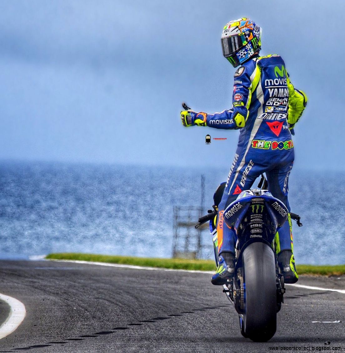 Valentino Rossi Wallpapers 2018