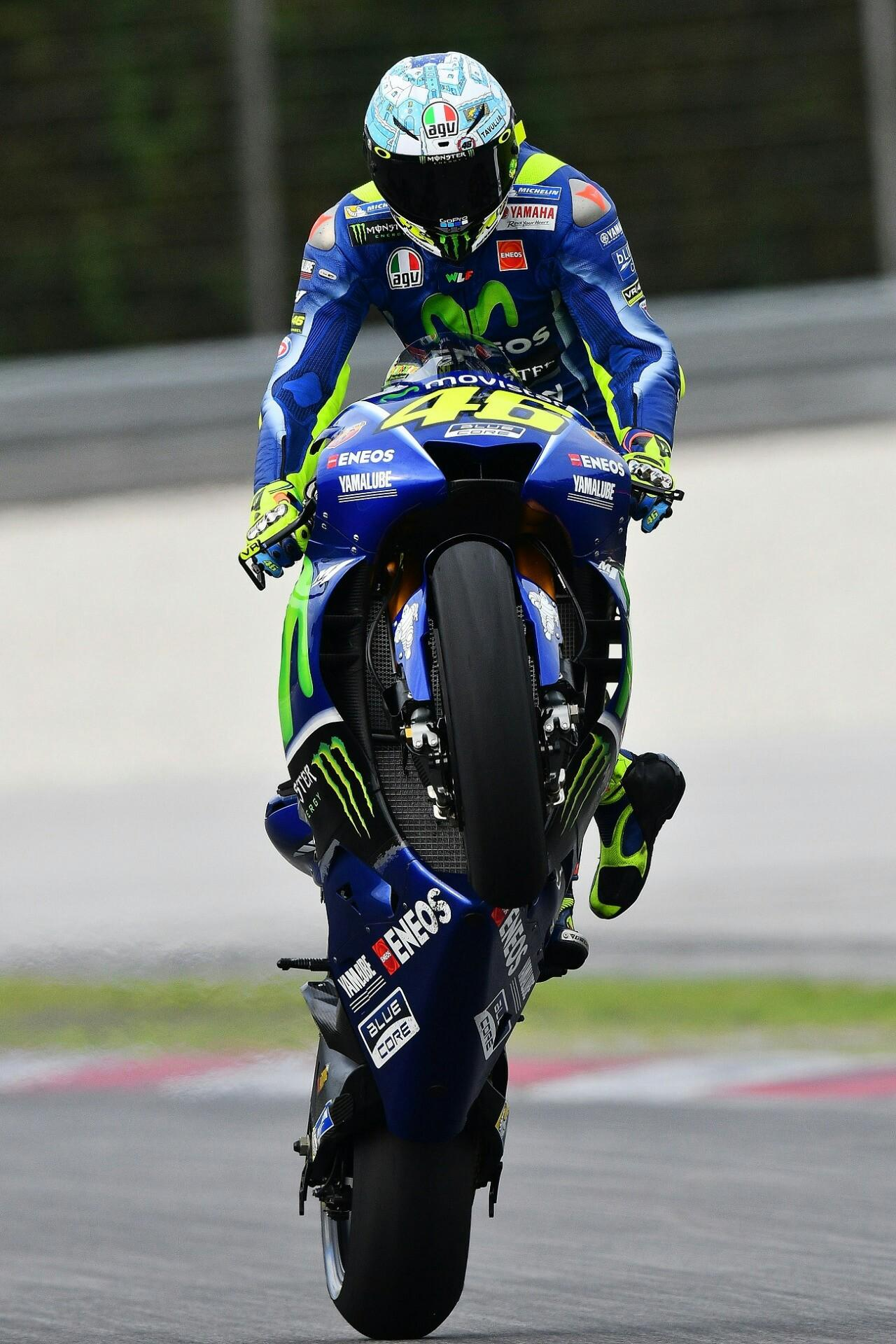 Valentino Rossi Wallpapers 0.55 Mb