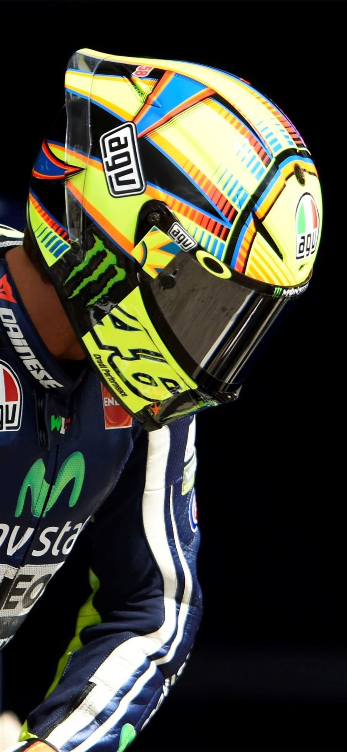 Best valentino rossi iPhone 11 Wallpapers HD