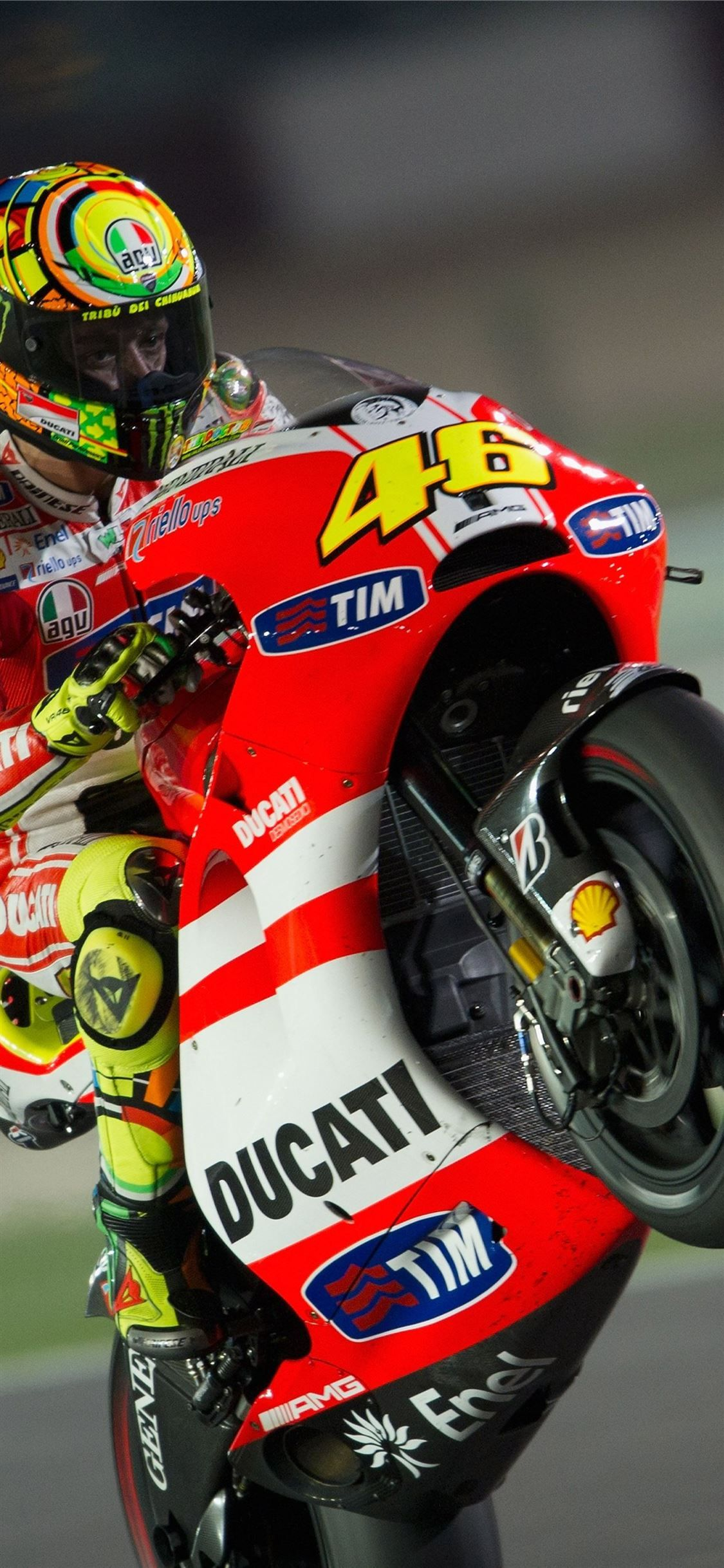Best valentino rossi iPhone X Wallpapers HD