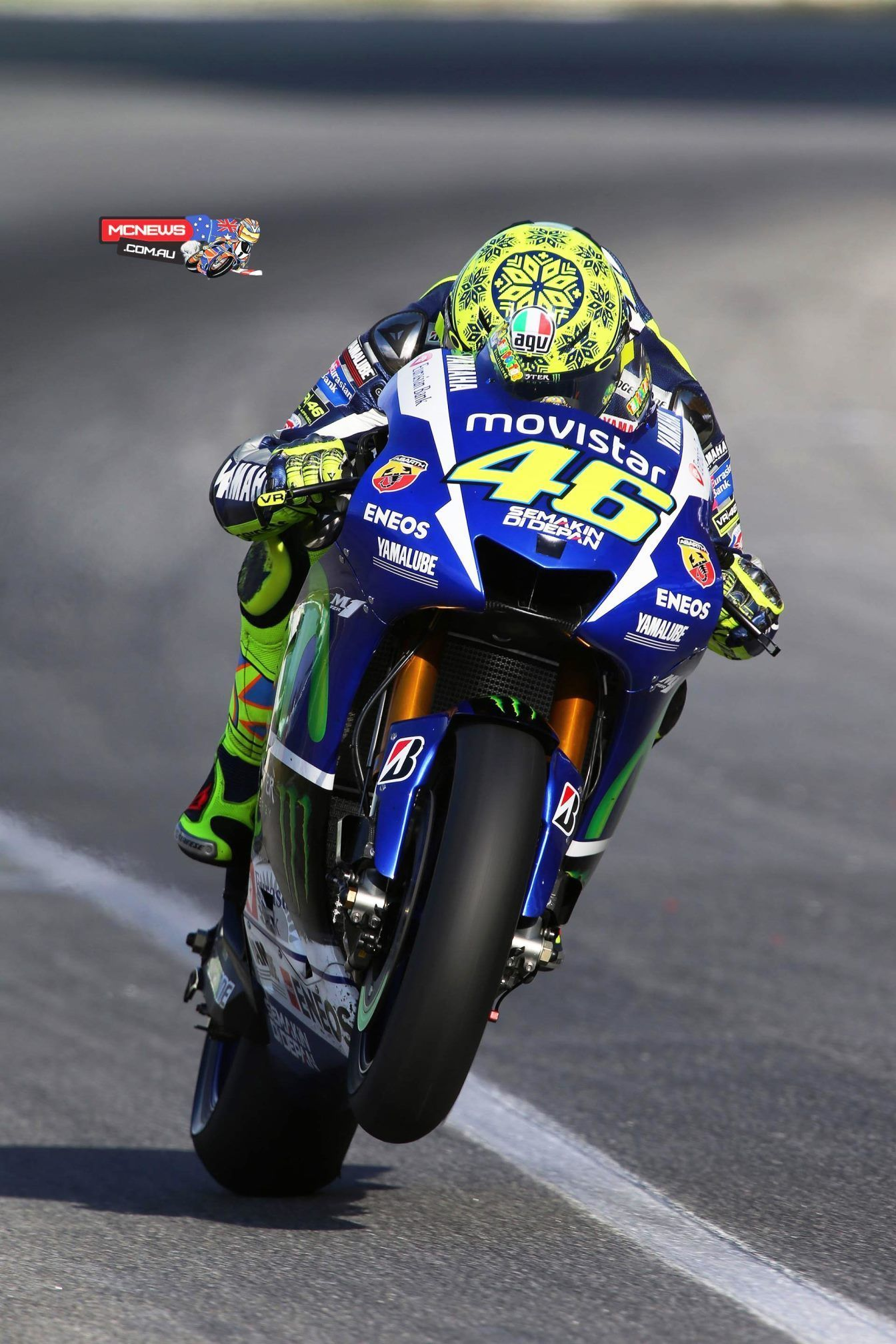 VR46 Wallpapers