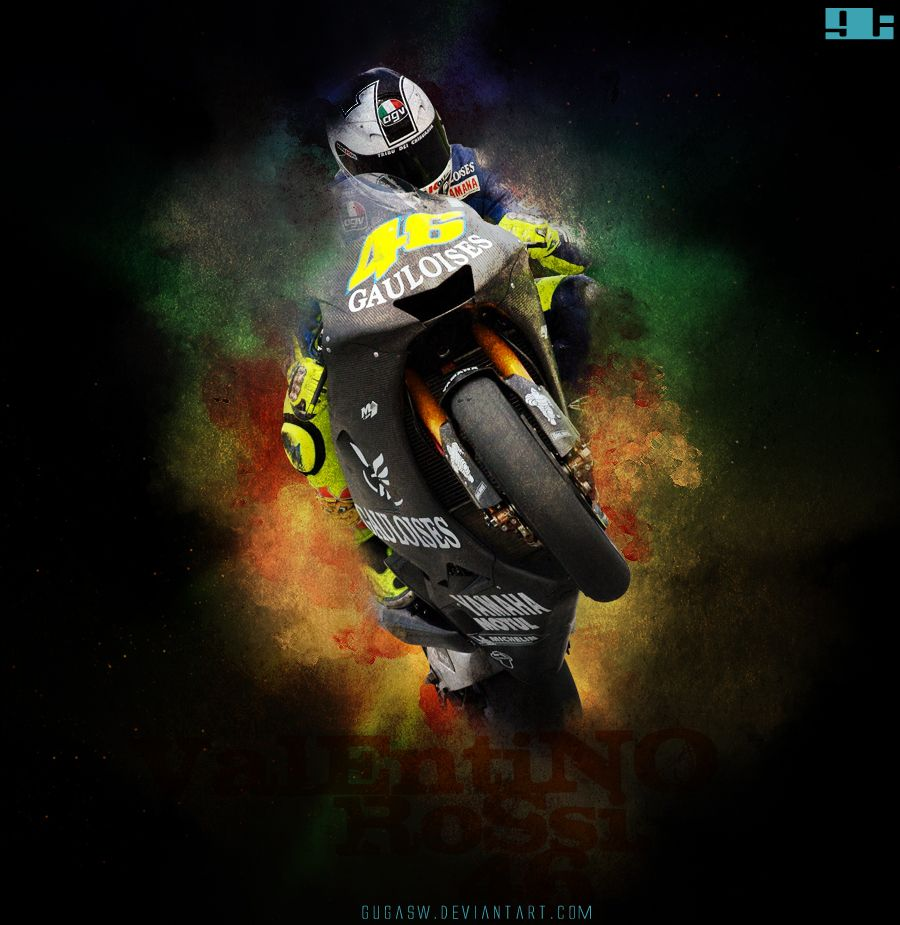 Valentino Rossi Wallpapers 2