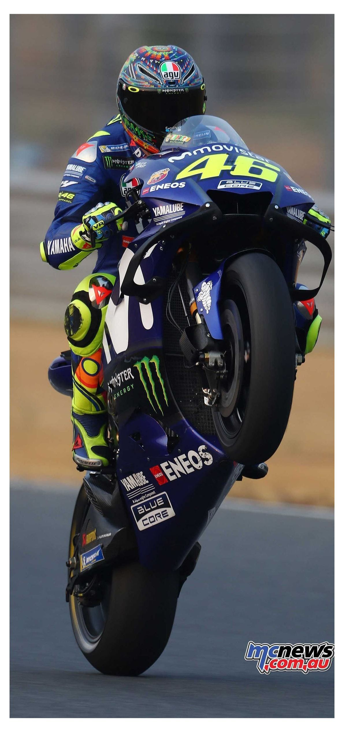 News Valentino Rossi Motogp iPhone 11 Wallpapers Free download … in 2021
