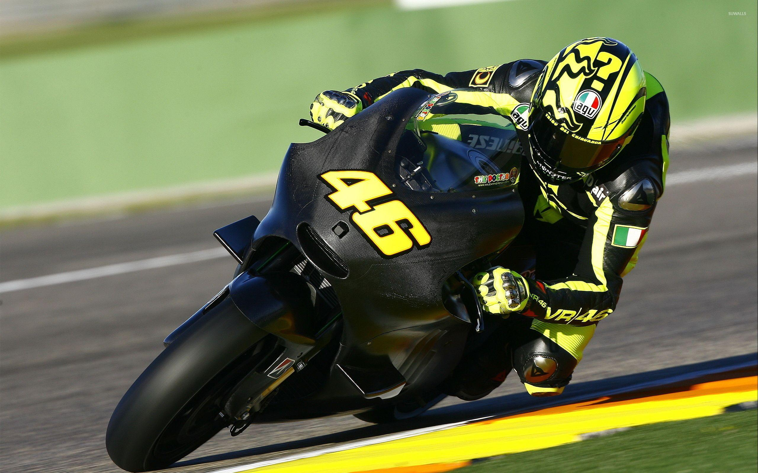 Valentino Rossi [12] wallpapers