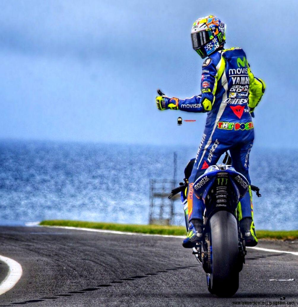 Valentino Rossi Camel Yamaha Poster Wallpapers