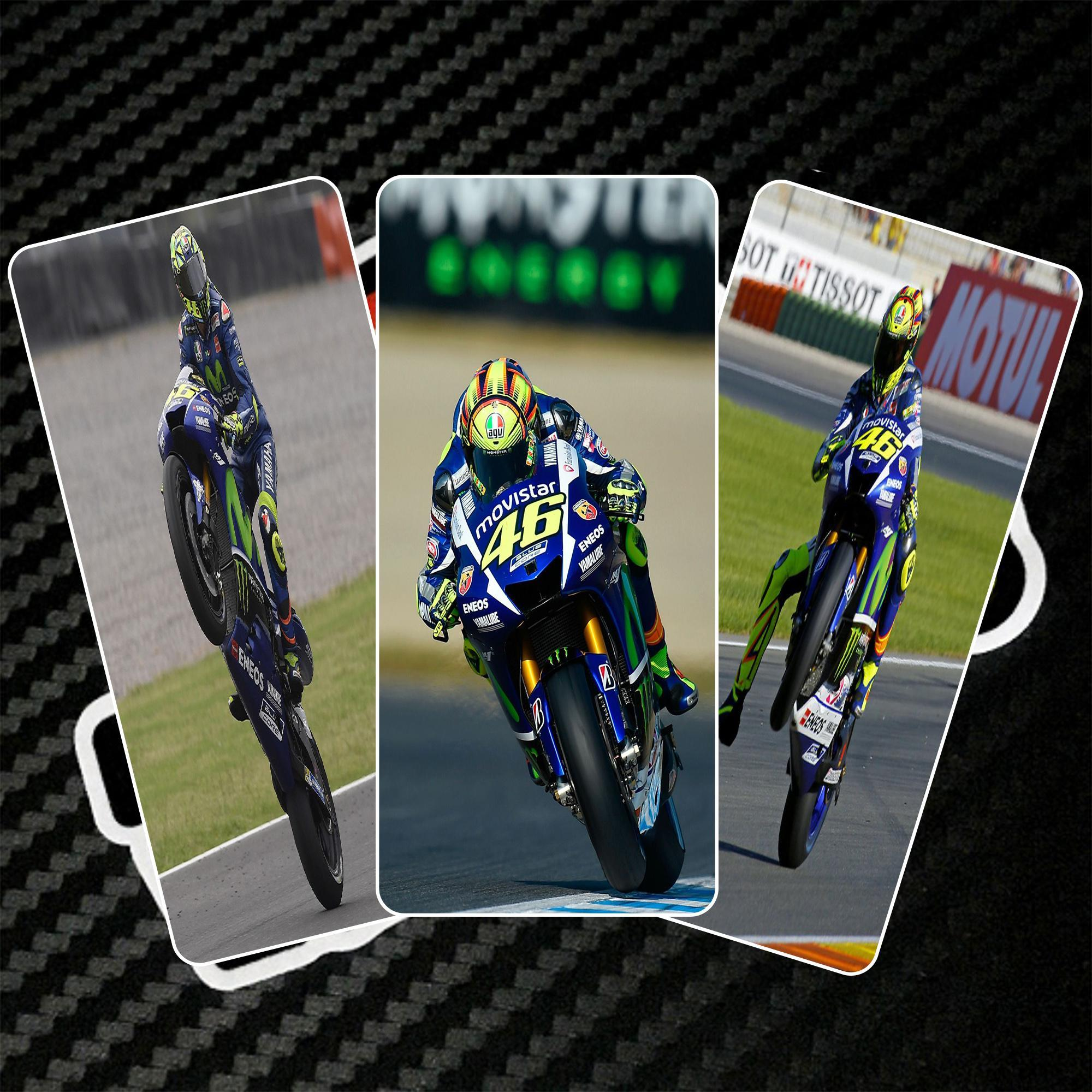 Valentino Rossi Wallpapers 4K 2019 for Android