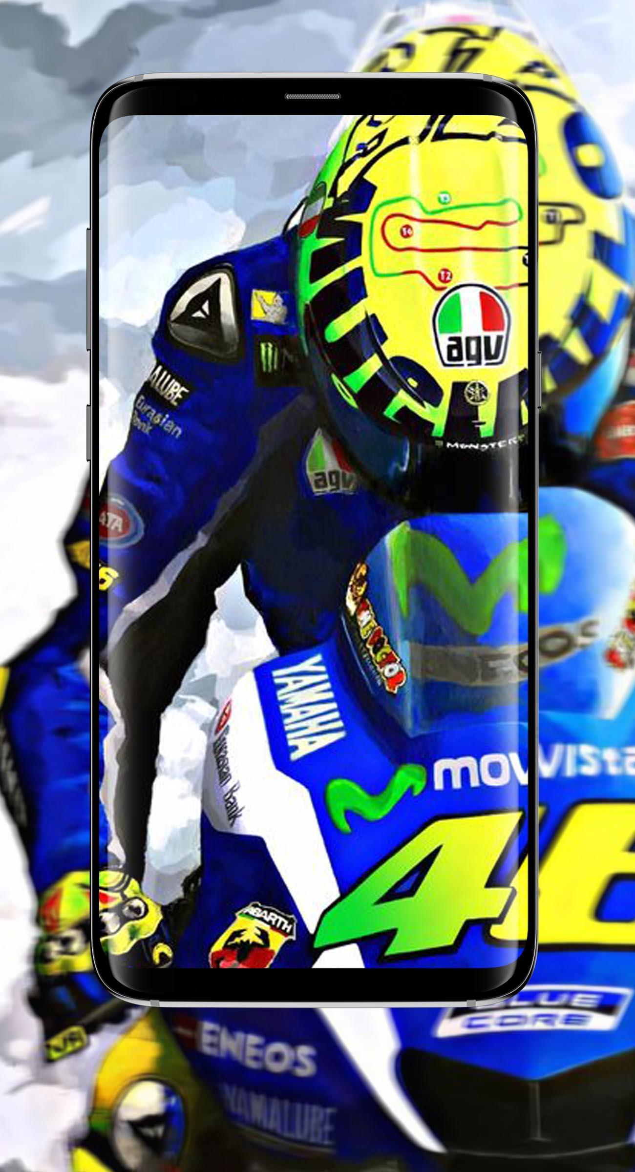 Valentino Rossi Wallpapers for Android