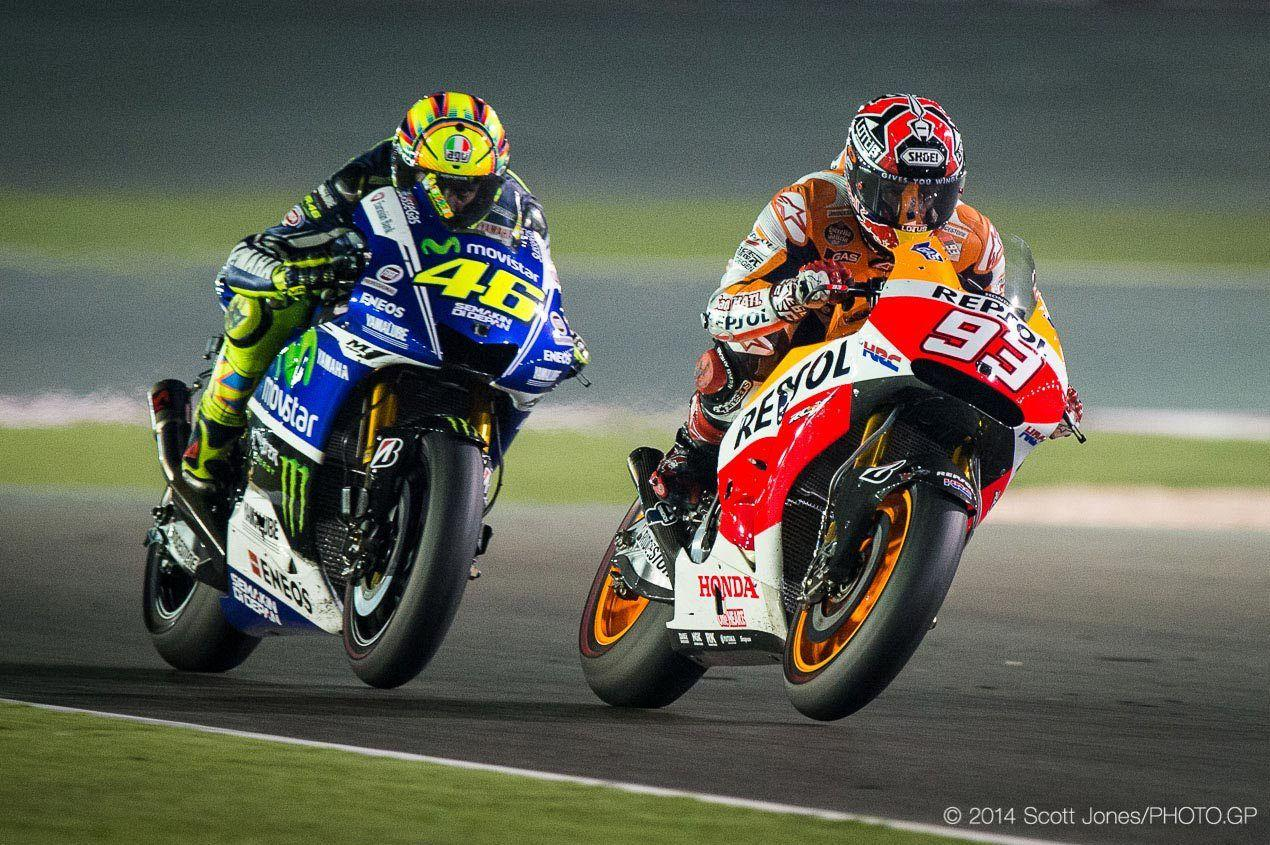 MotoGP: Race Results from Qatar