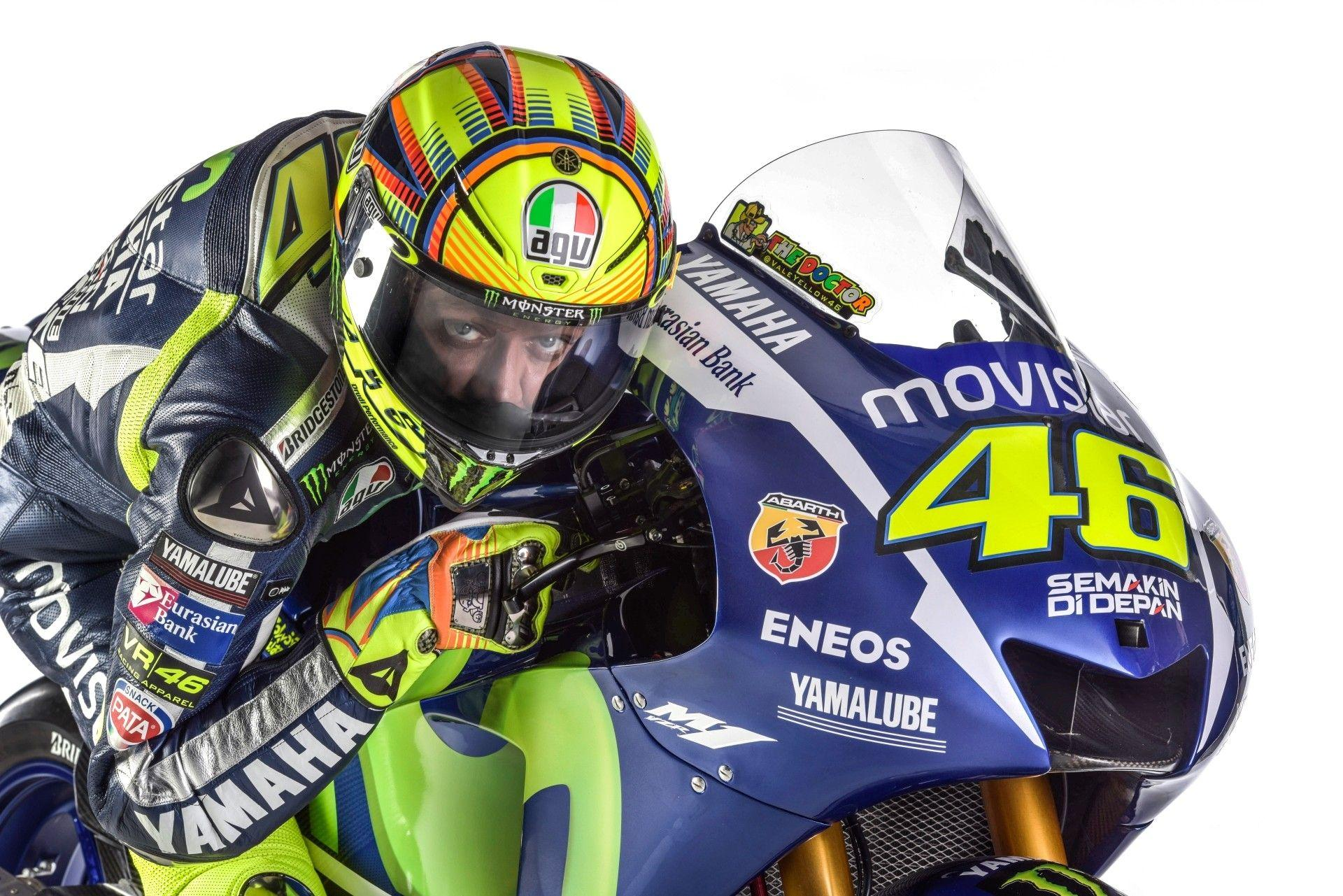 Valentino Rossi Says He Will Never Race in World Superbike