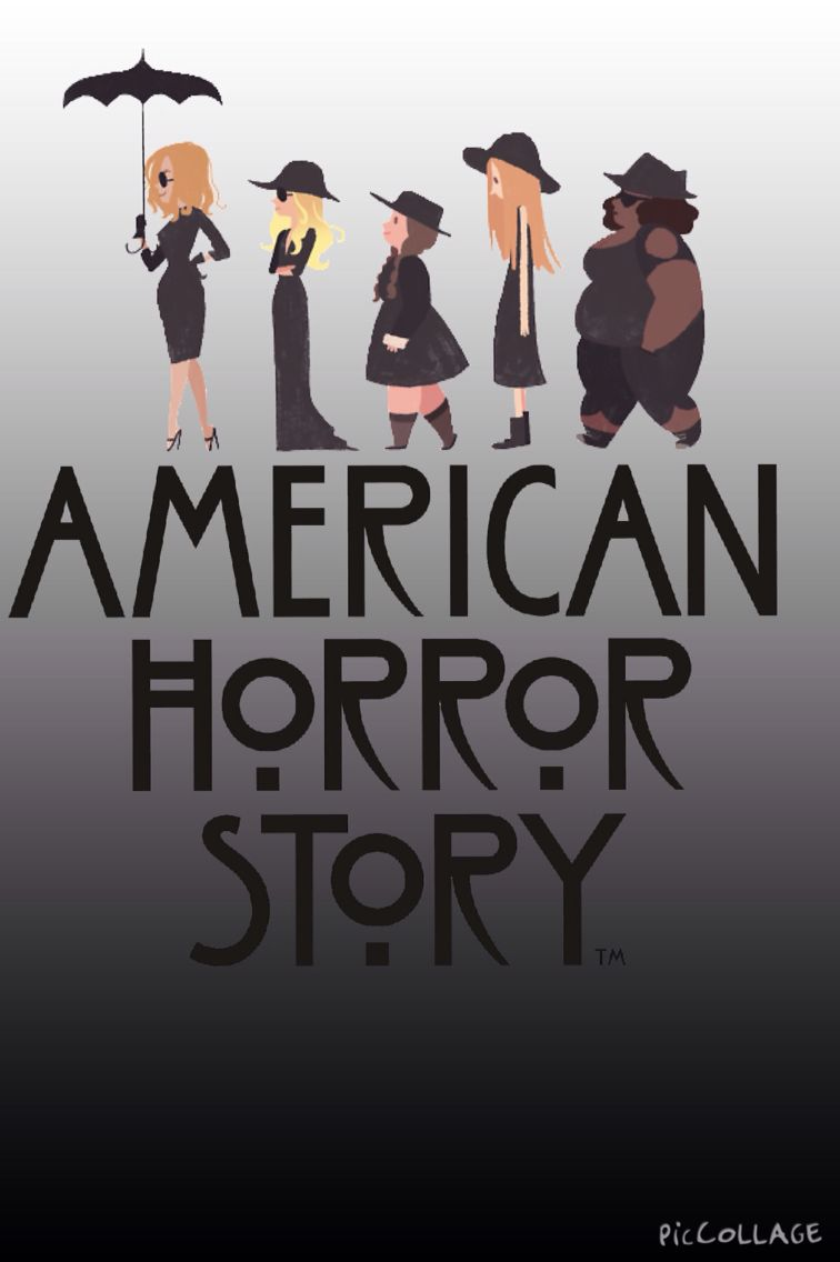 American Horror Story: Coven iPhone backgrounds made by me
