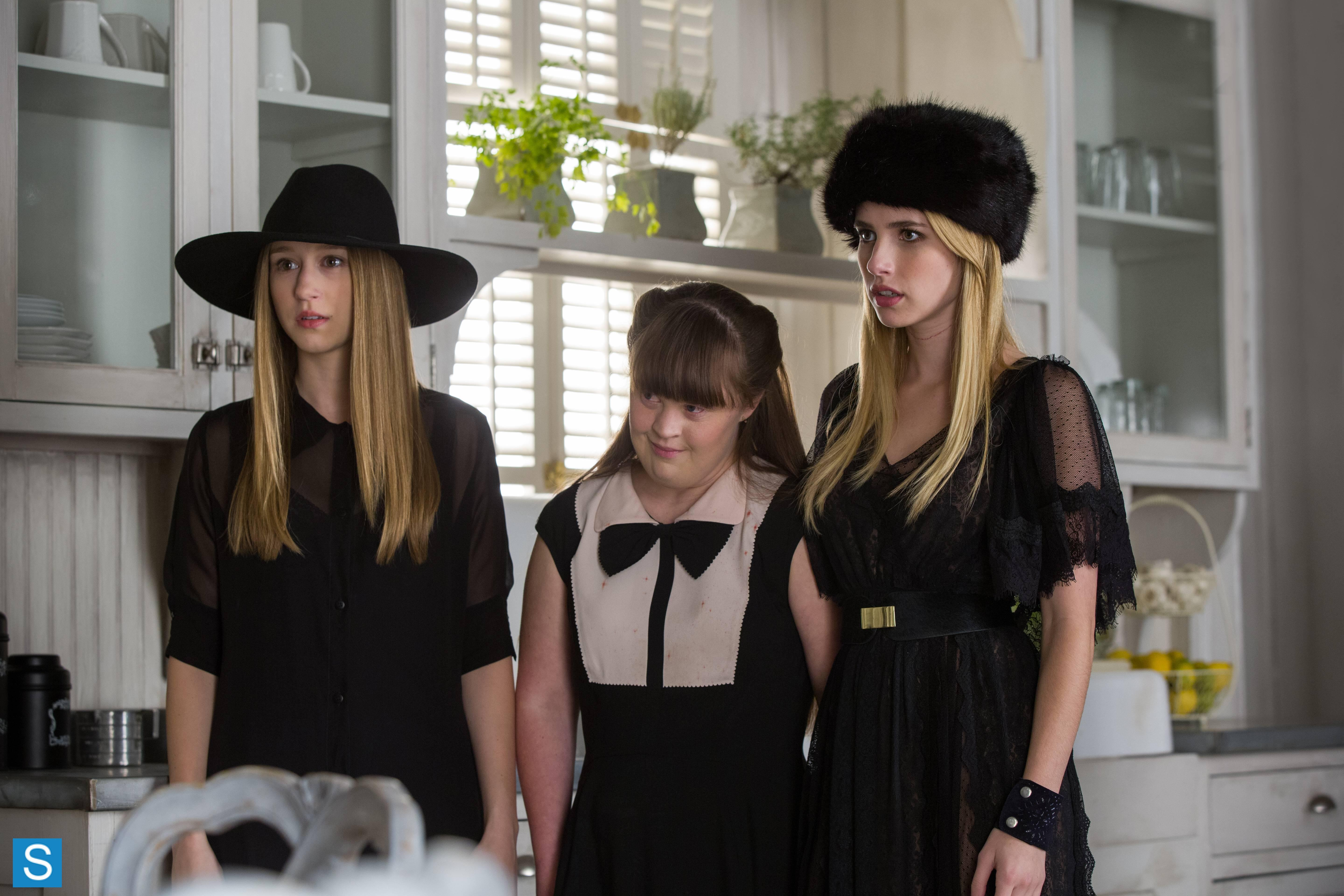 TV Show American Horror Story Coven Wallpapers