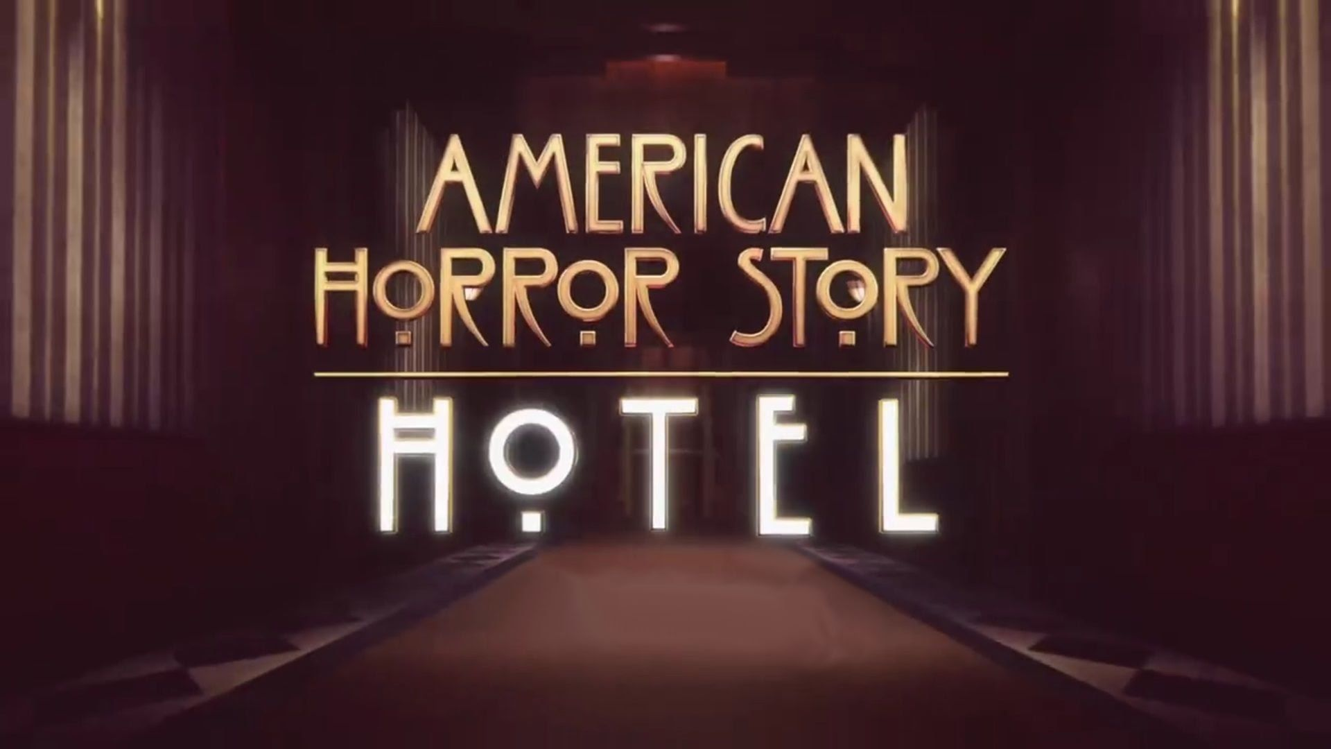 American Horror Story: Hotel Wallpapers High Resolution and