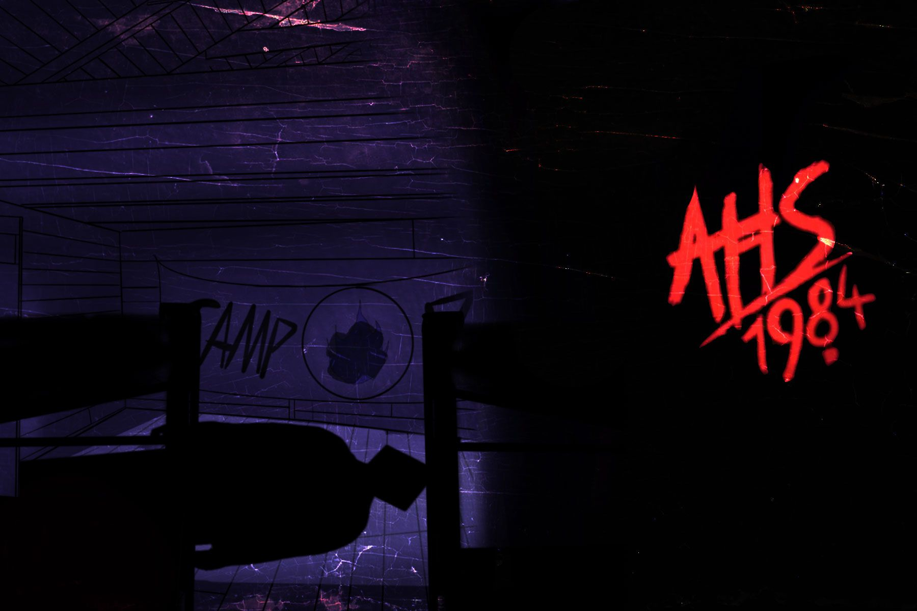 American Horror Story 1984 TV Wallpapers 68965 1800x1200px