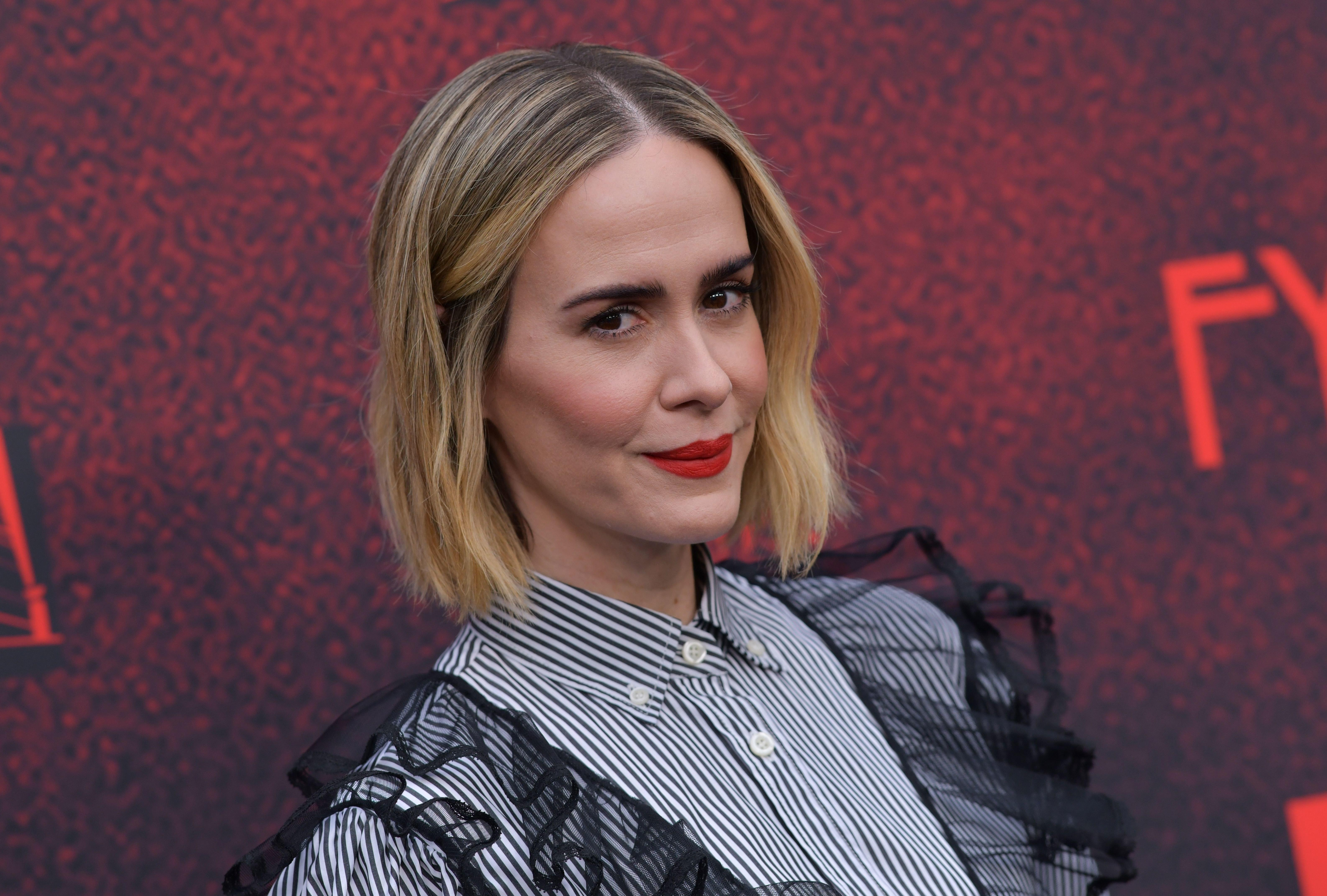 Sarah Paulson Teases Possible Cameo on American Horror