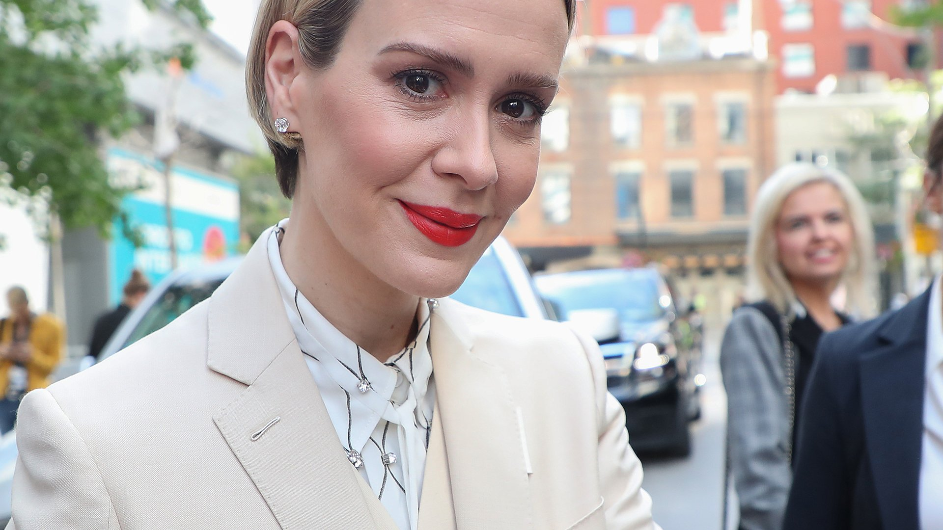 Why We Won't See Much of Sarah Paulson in 'American Horror