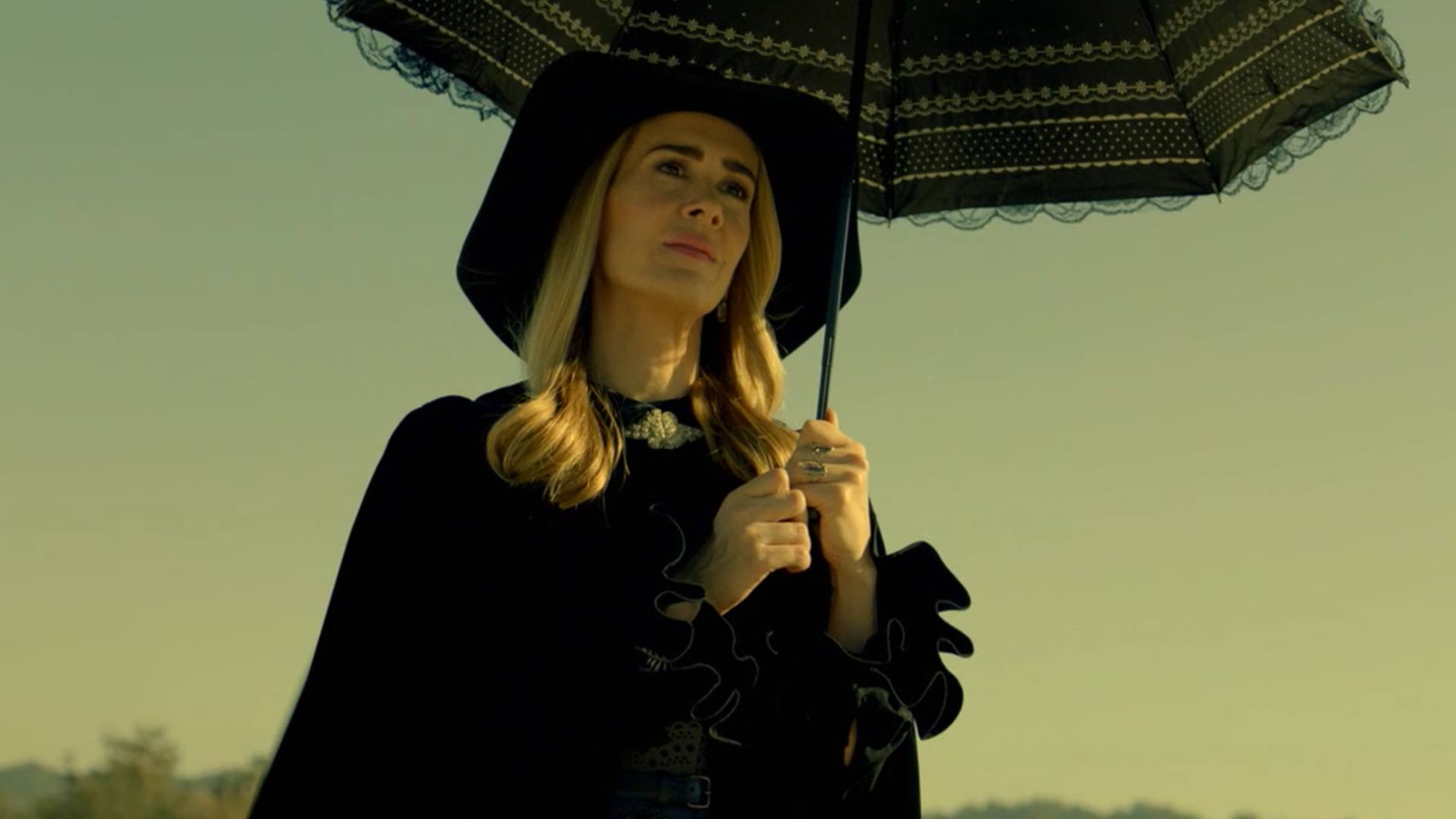 Sarah Paulson Won't Have A Major Role In American Horror