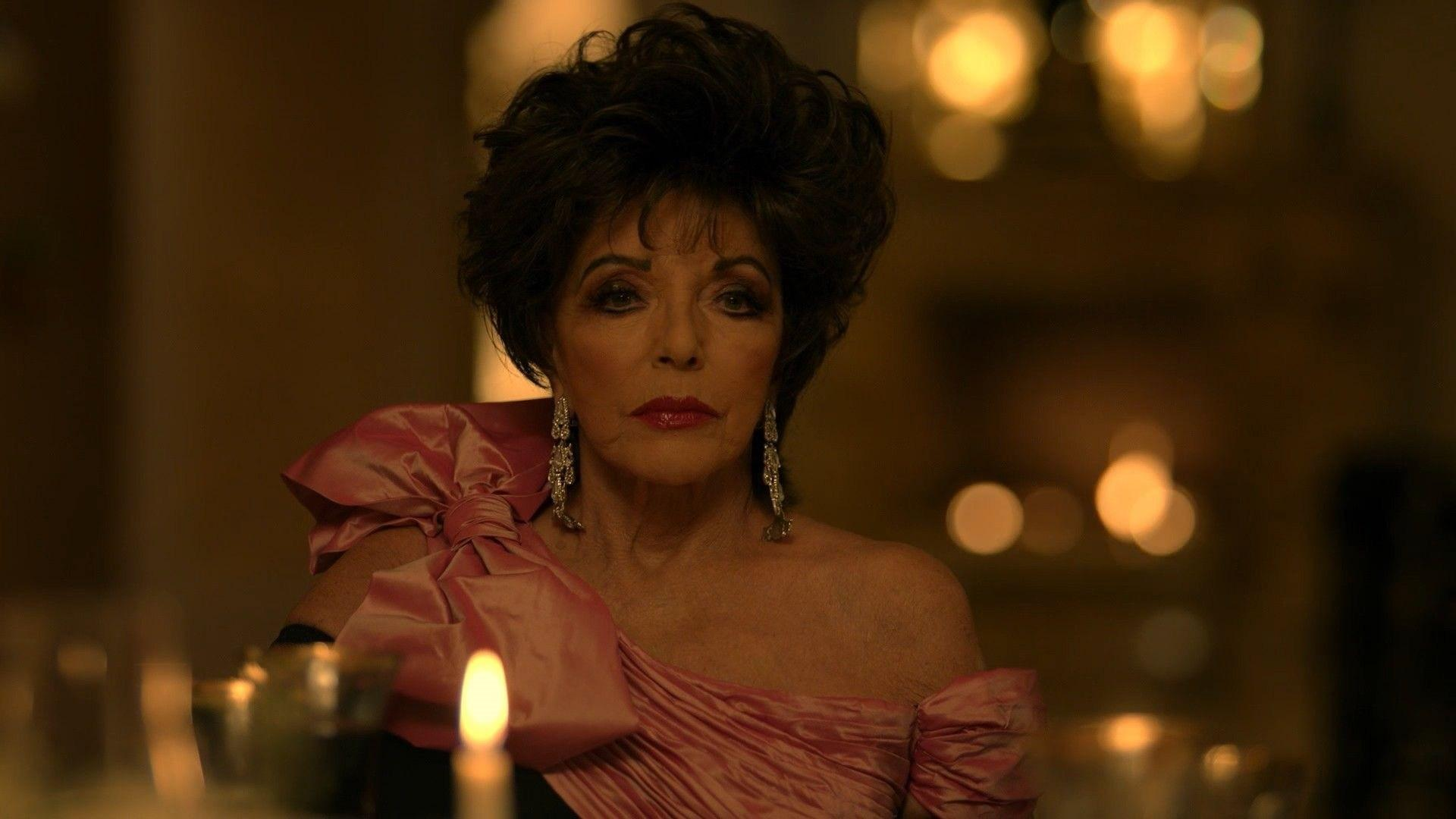 Joan Collins Joins 'American Horror Story: 1984' – Curse of John