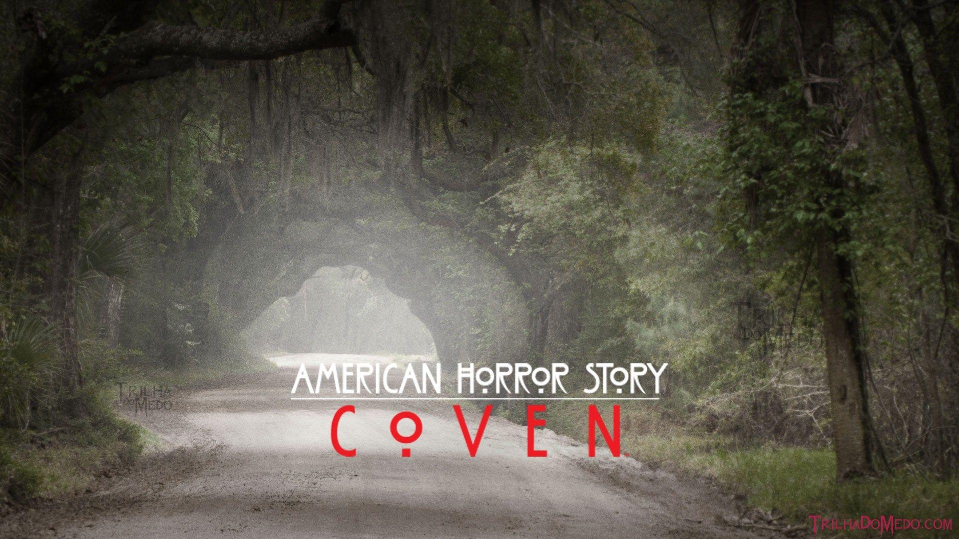 american horror story coven pictures for large desktop