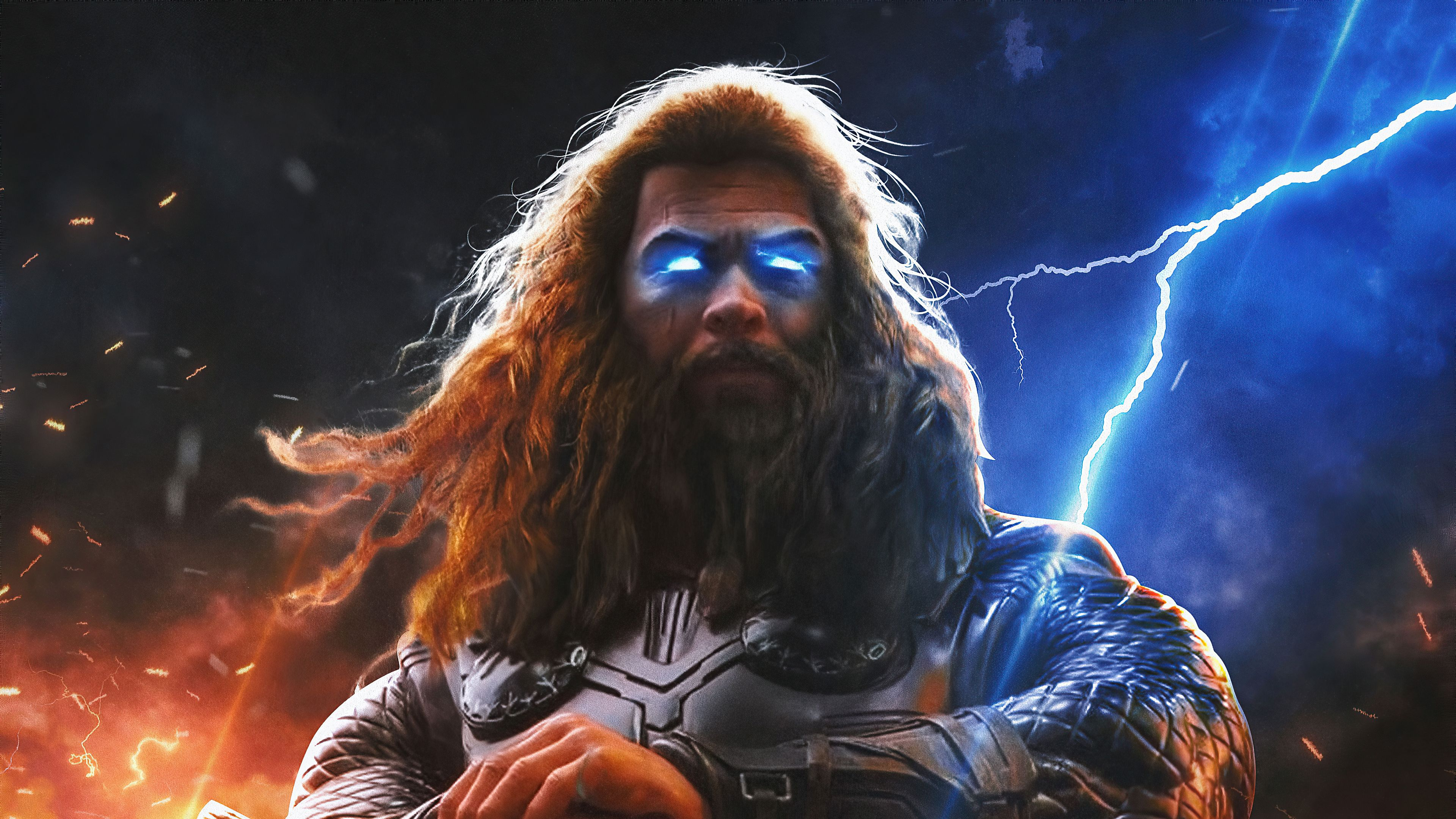 Thor Love And Thunder 2021 Movie, HD Superheroes, 4k Wallpapers, Image, Backgrounds, Photos and Pictures