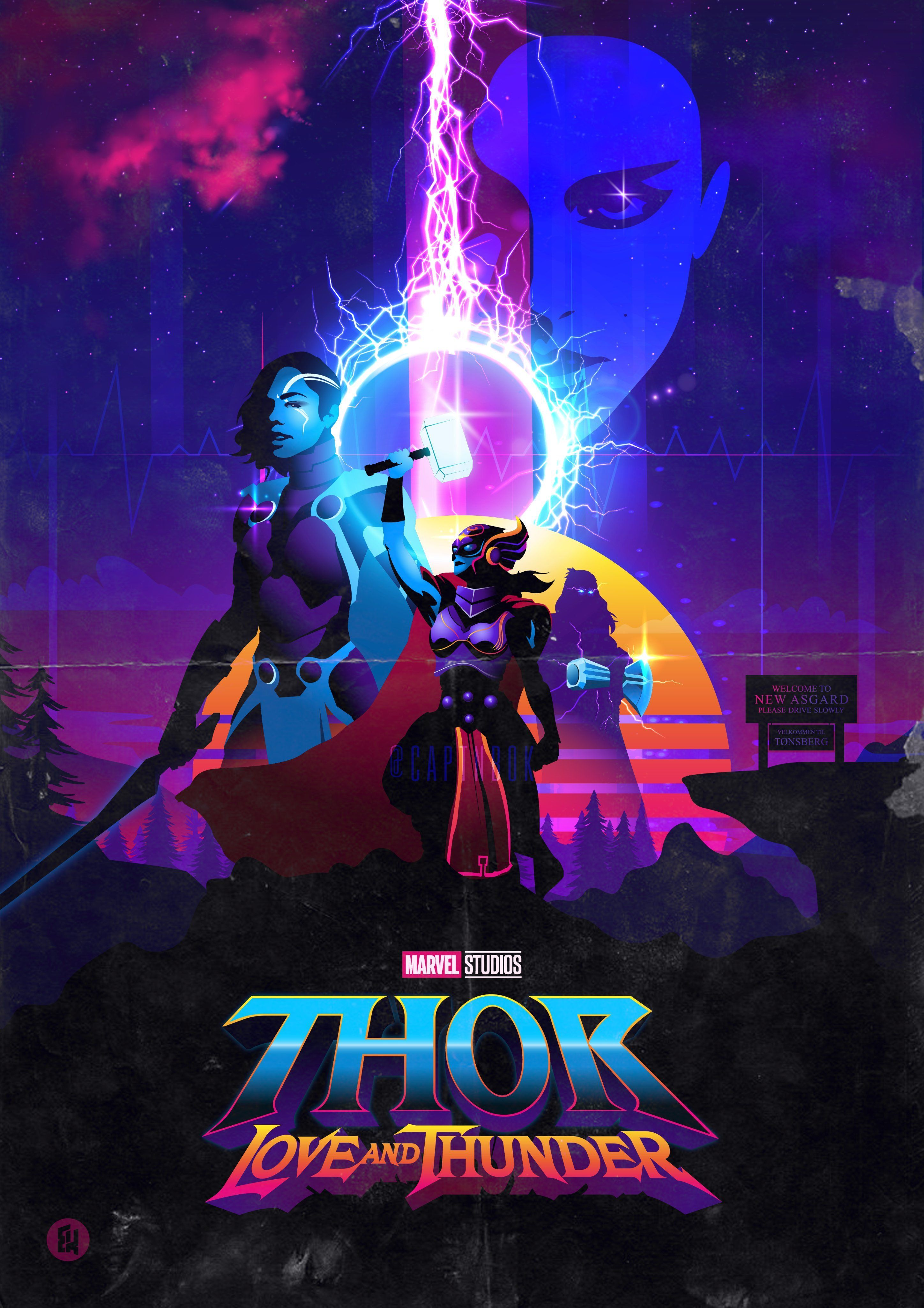 Thor: Love And Thunder Wallpapers
