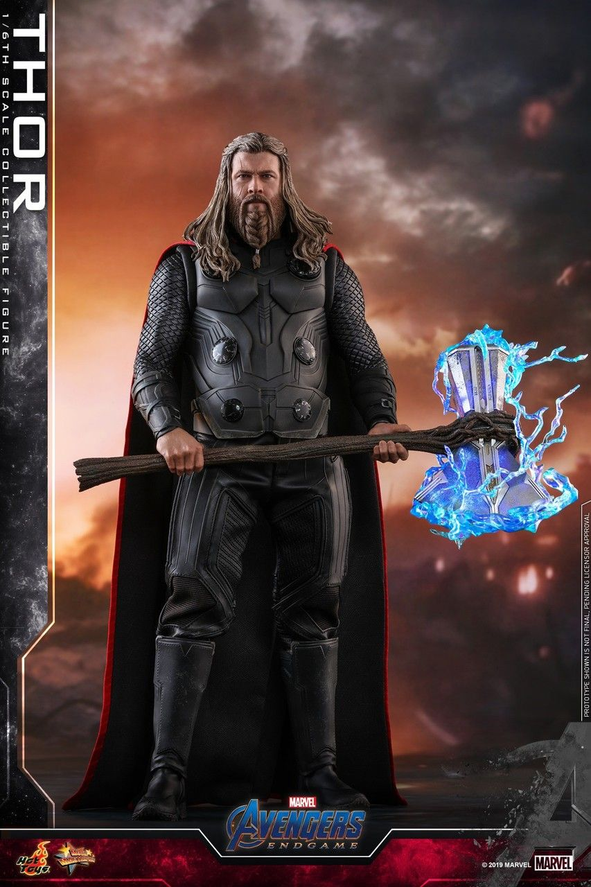 Free download Marvel Avengers Endgame Thor 16 Collectible Figure Non Refundable [853x1280] for your Desktop, Mobile & Tablet