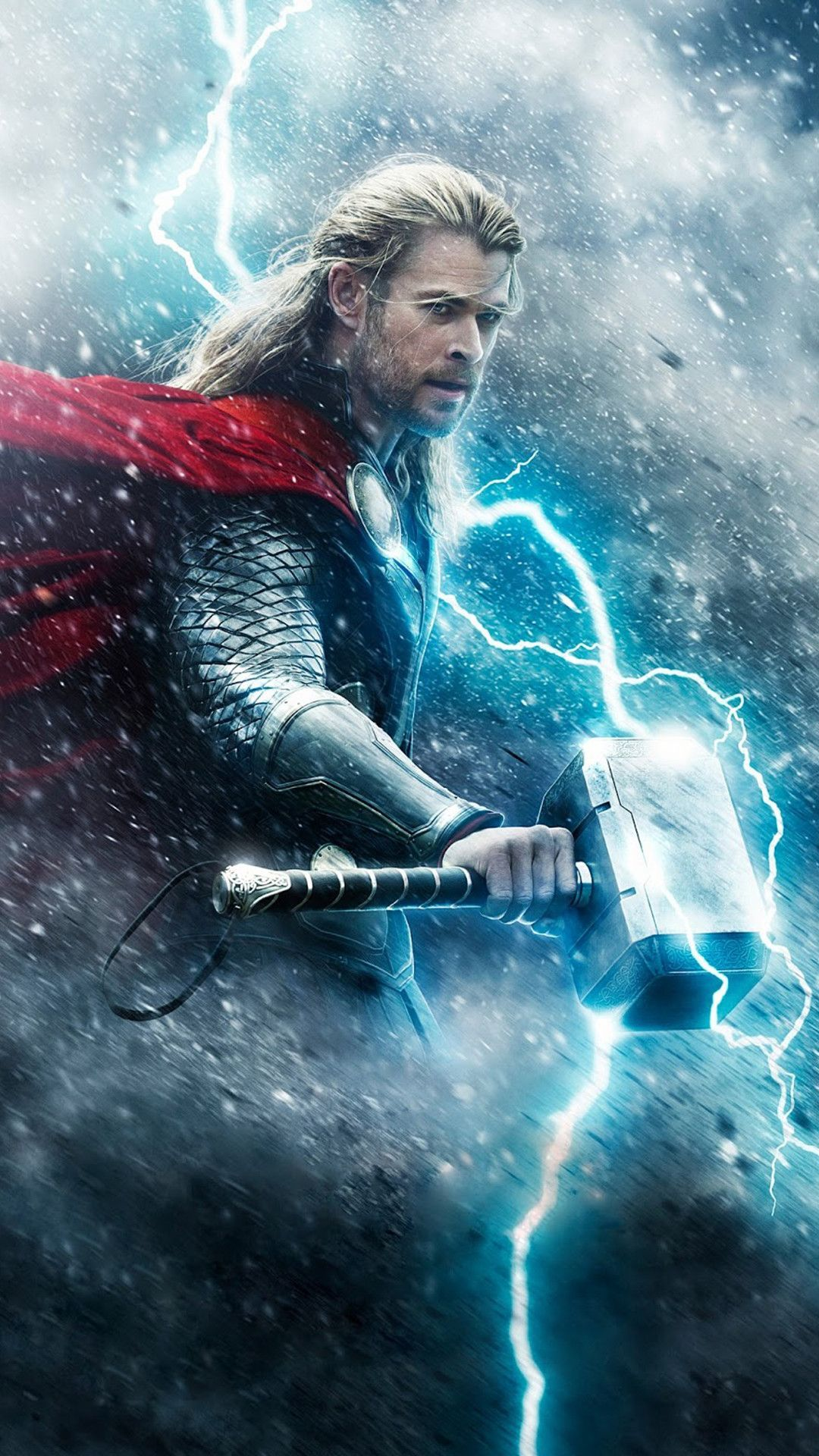 Thor iPhone Wallpapers on WallpaperDog