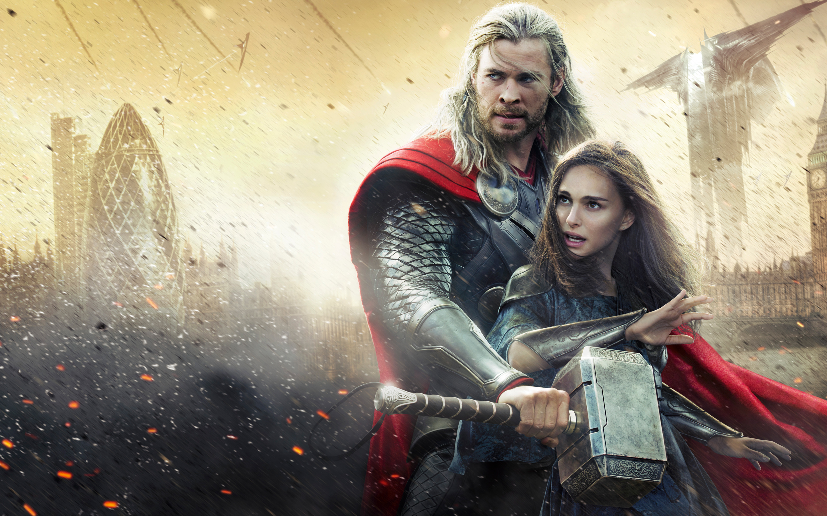 Thor 4K wallpapers for your desktop or mobile screen free and easy to download