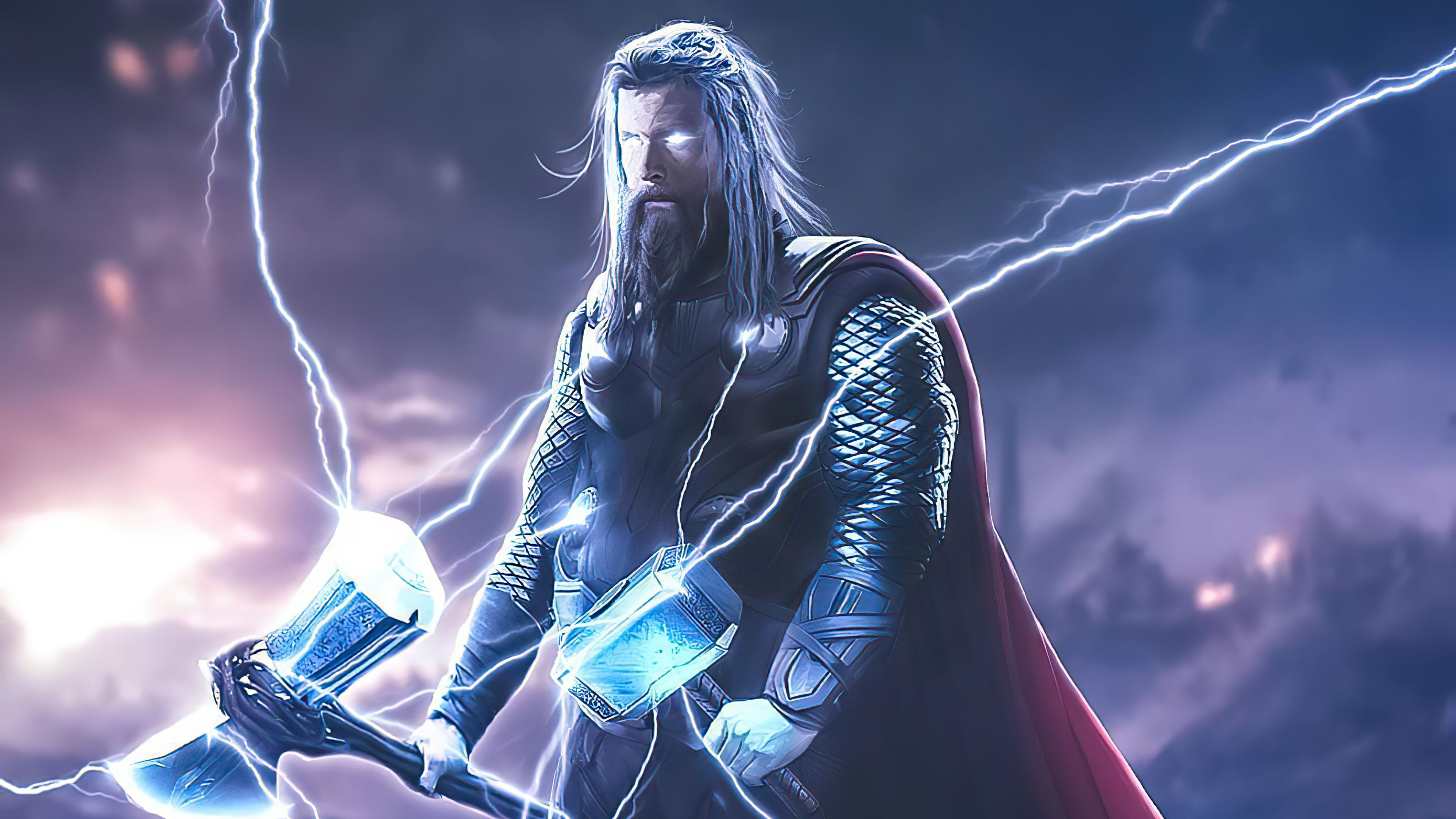 1920x1080 Thor New Hammer 4k Laptop Full HD 1080P HD 4k Wallpapers, Image, Backgrounds, Photos and Pictures