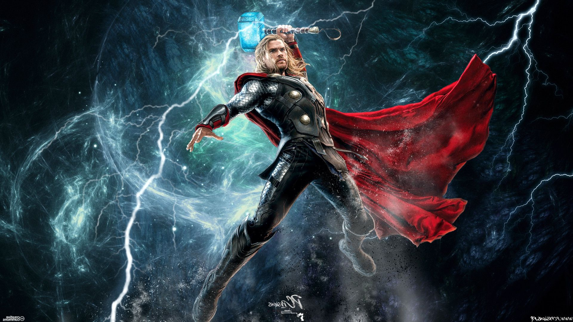 39 Thor Wallpapers, Hd Creative Thor Pictures, Full