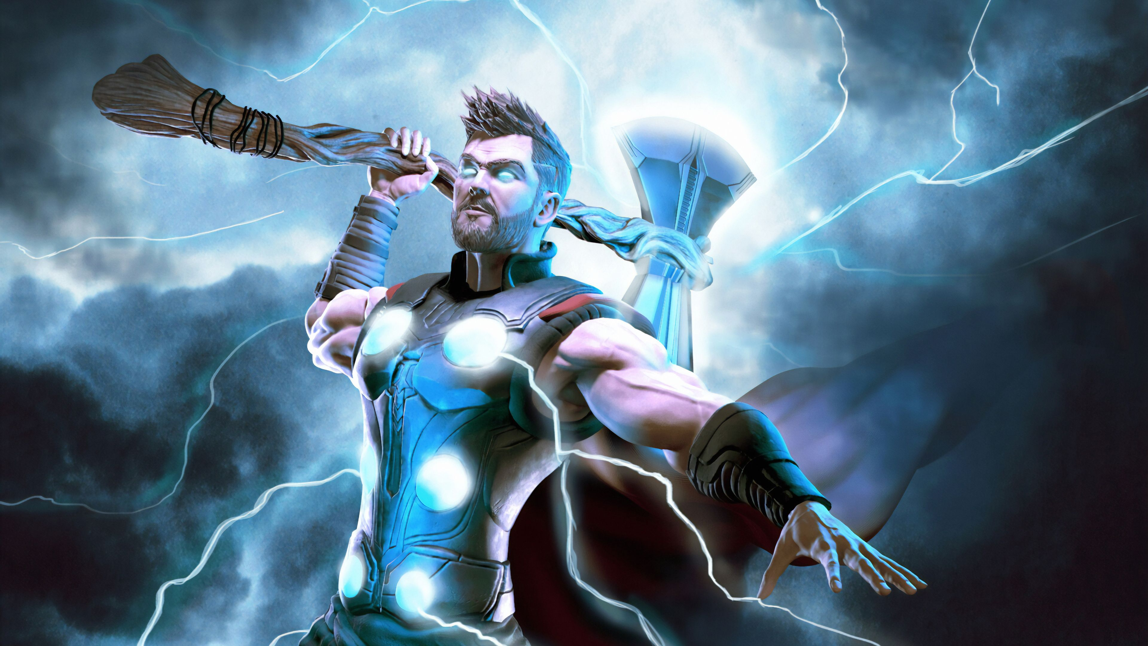 Thor Hd Wallpapers For PC