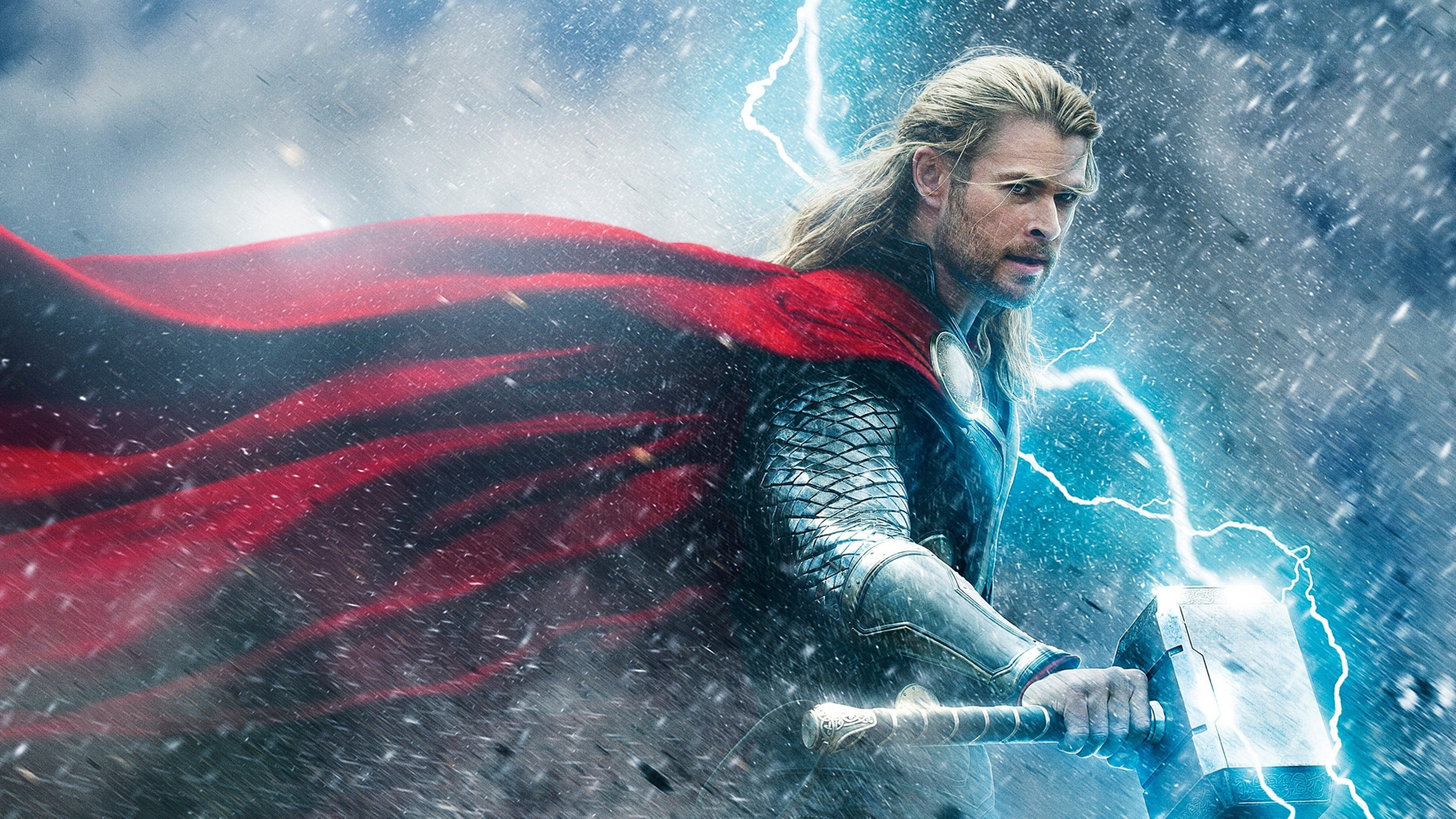 Thor 4K Wallpapers