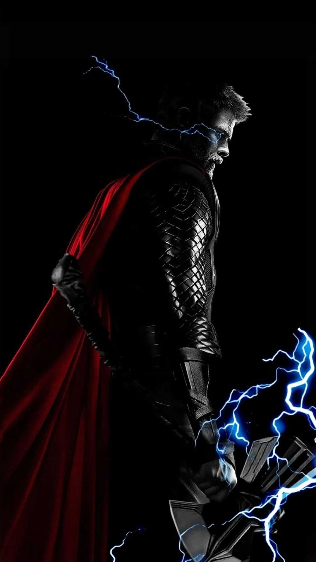 iPhone Thor Wallpapers