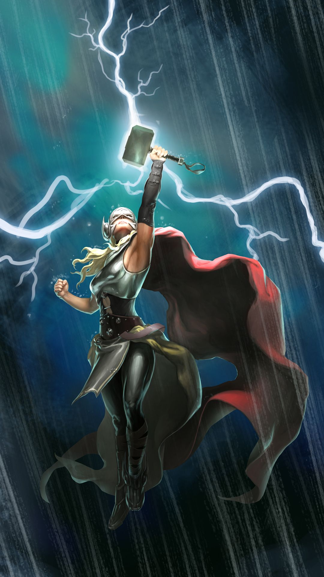 Thor Phone Wallpapers posted by John ...cutewallpapers