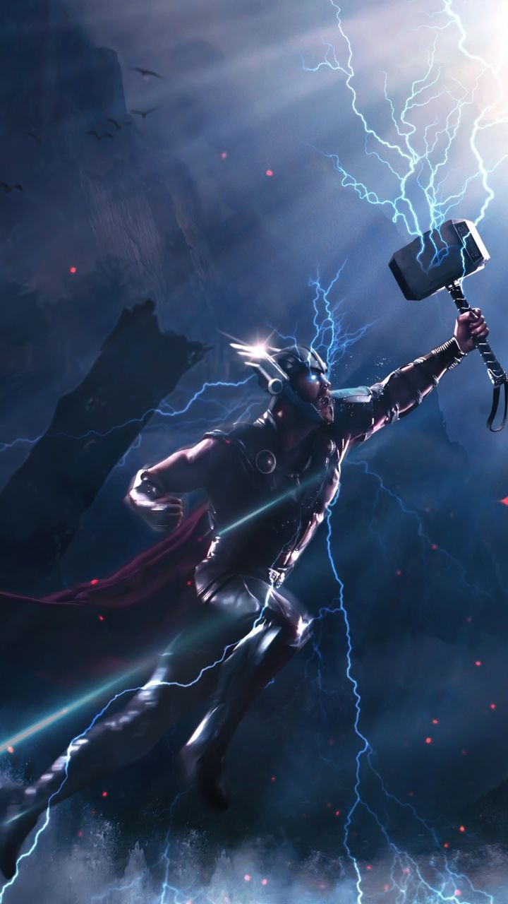 Thor Mobile Wallpapers