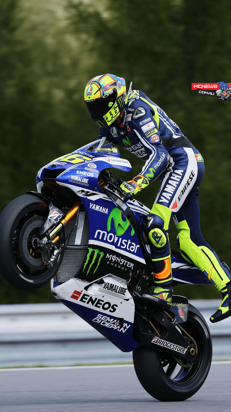 Valentino Rossi Free Wallpapers