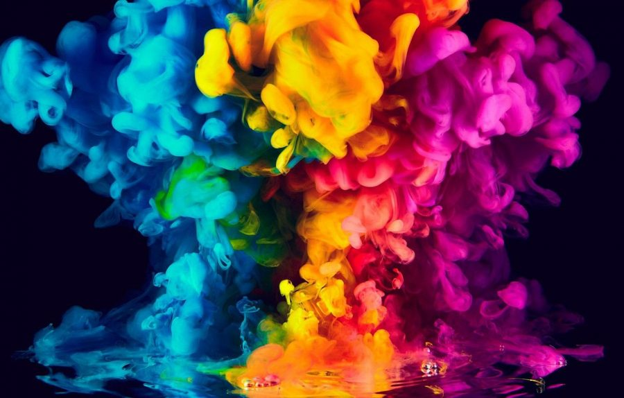 Abstract Colours Wallpapers 004