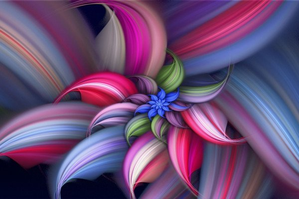 Abstract Colours Wallpapers 011