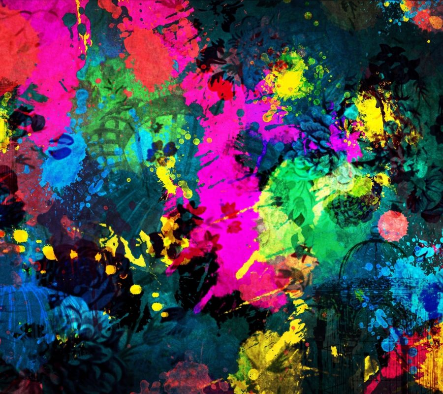 Abstract Colours Wallpapers 050